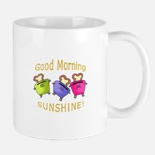 GOOD MORNING SUNSHINE Mugs