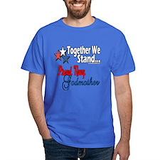 Navy Godmother T-Shirt
