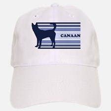 Canaan (retro-blue) Baseball Baseball Cap