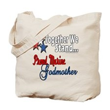 Marine Godmother Tote Bag