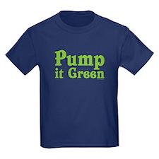 Pump it Green T