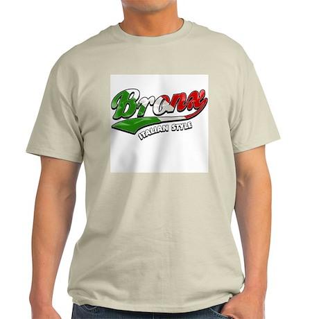 Bronx Italian Style Light T-Shirt