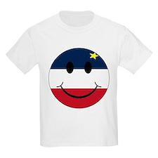 Acadian Smiley T-Shirt