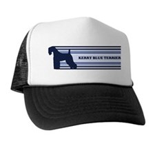 Kerry Blue Terrier (retro-blu Hat