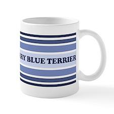 Kerry Blue Terrier (retro-blu Mug