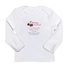 CHERRY BULLDOG COCKTAIL Long Sleeve T-Shirt