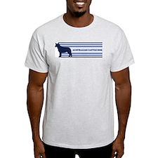Australian Cattle Dog (retro- T-Shirt