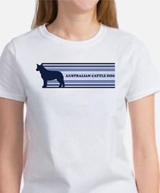 Australian Cattle Dog (retro- Tee