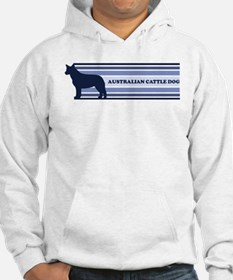 Australian Cattle Dog (retro- Hoodie