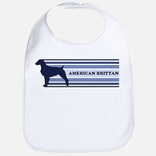 American Brittany (retro-blue Bib