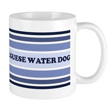 Portuguese Water Dog (retro-b Mug