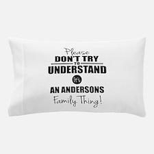 Custom Family Thing Pillow Case