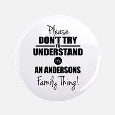 """Custom Family Thing 3.5"""" Button (100 pack)"""