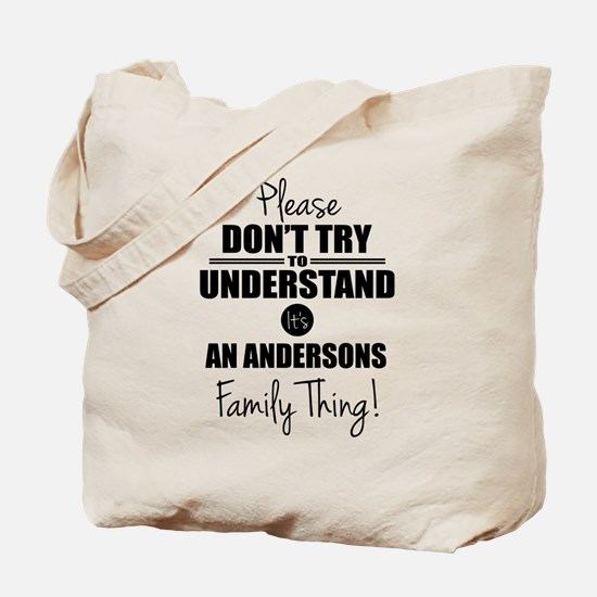 Custom Family Thing Tote Bag