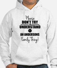 Custom Family Thing Jumper Hoody