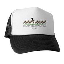 Happy Birthday Anna (ants) Trucker Hat