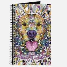 Rainbow Dog Journal