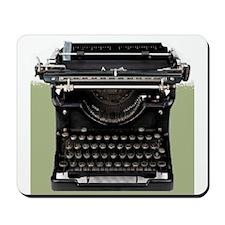 typewriter1.jpg Mousepad