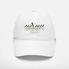 Happy Birthday Marlene (ants) Baseball Baseball Cap