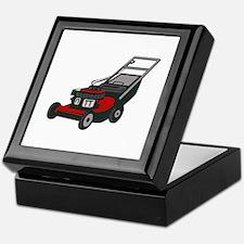 LAWNMOWER Keepsake Box