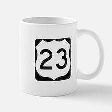 US Route 23 Mug