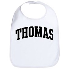 THOMAS (curve-black) Bib