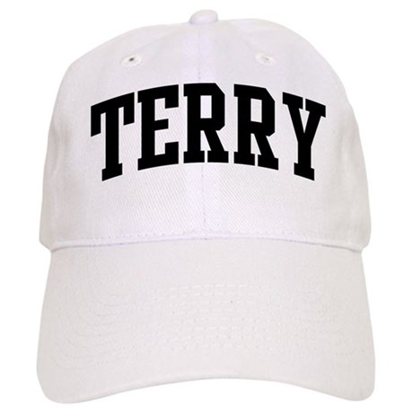 TERRY (curve-black) Cap