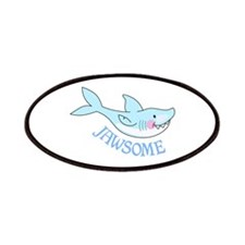 JAWSOME Patches