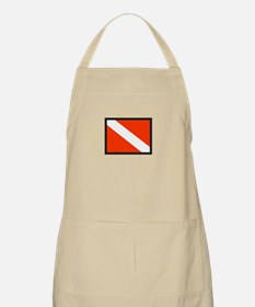 SMALL DIVE FLAG Apron
