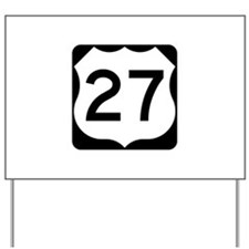 US Route 27 Yard Sign
