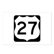 US Route 27 Postcards (Package of 8)