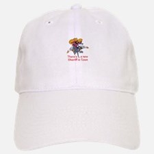 NEW SHERIFF IN TOWN Baseball Baseball Baseball Cap