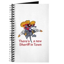 NEW SHERIFF IN TOWN Journal