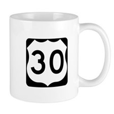US Route 30 Mug