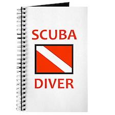 SCUBA DIVER Journal