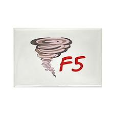 F5 TORNADO Magnets