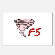 F5 TORNADO Postcards (Package of 8)
