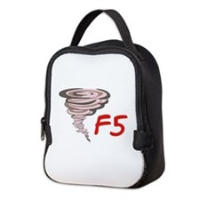 F5 TORNADO Neoprene Lunch Bag
