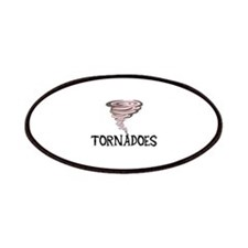 TORNADOES Patches