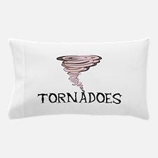 TORNADOES Pillow Case