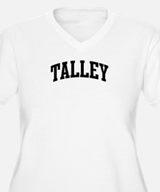 TALLEY (curve-black) T-Shirt