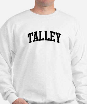 TALLEY (curve-black) Sweatshirt