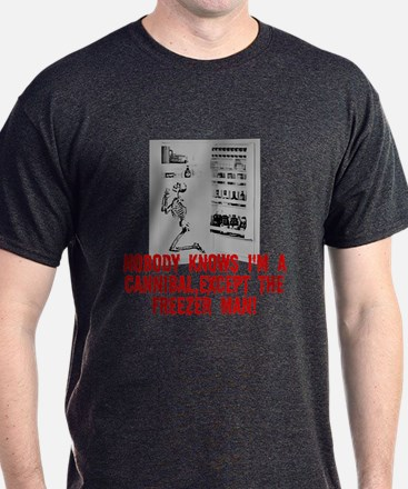 Cannibal humor T-Shirt