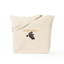 RAPTORS MASCOT Tote Bag