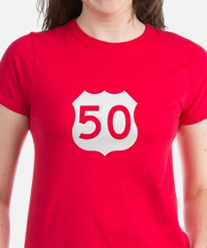 US Route 50 Tee