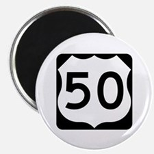 US Route 50 Magnet