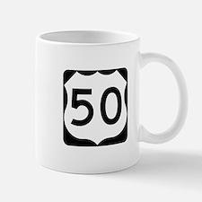 US Route 50 Mug