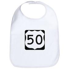 US Route 50 Bib