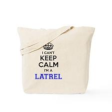 Latrell Tote Bag