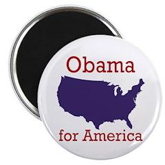 Obama for America Magnet